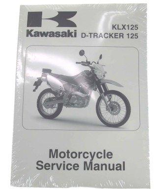 kawasaki service manual klx125caf d tracker 125 daf klx125 caf rh ajsutton co uk kx 125 service manual 2003 klx 125 service manual