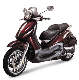 piaggio beverly 500 spare parts 2004-2005