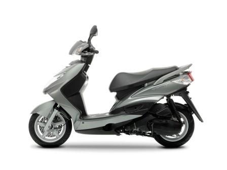 Yamaha XC125 Cygnus X Spare Parts 2009