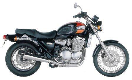 Triumph Adventurer 900 Spare Parts 1996 00