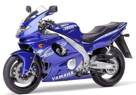 yamaha yzf600r thundercat spare parts 2001